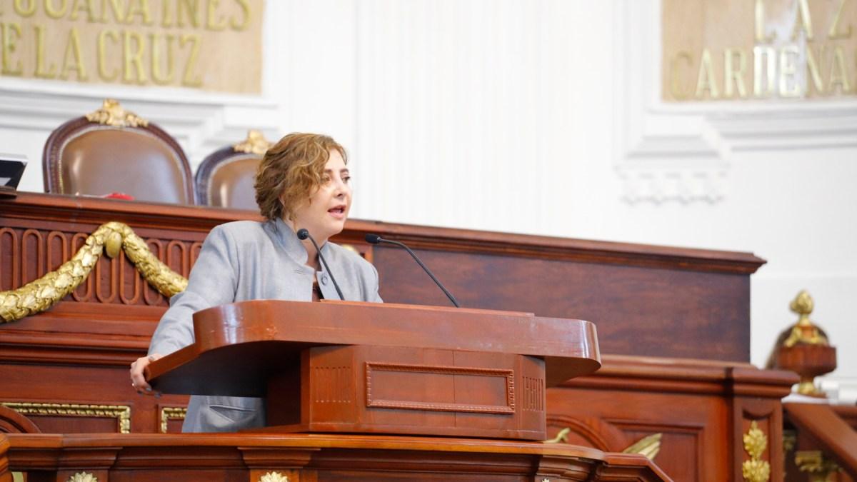 Dip. Gabriela Salido exhorta a SEMOVI a proporcionar opciones a usuarios afectados por la cancelación del permiso a una empresa de transporte individual