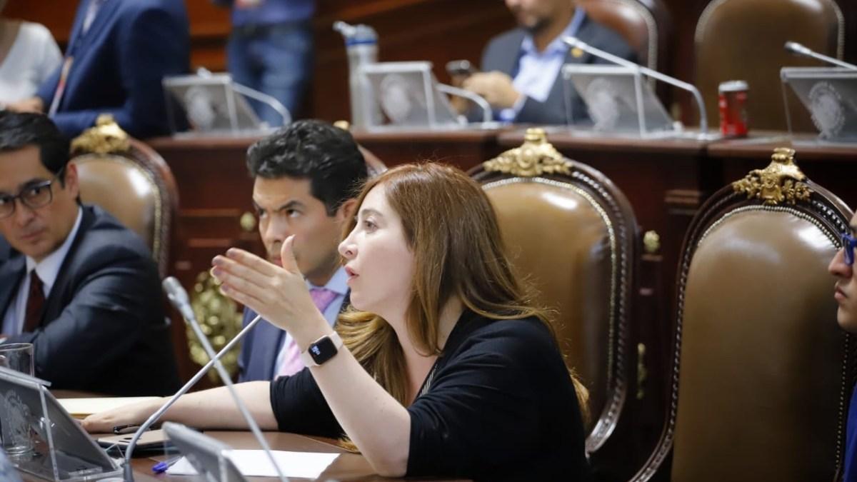 La Dip. Gabriela Salido solicita mesa de trabajo con el titular de la comisión de búsqueda de personas de la CDMX en el congreso local