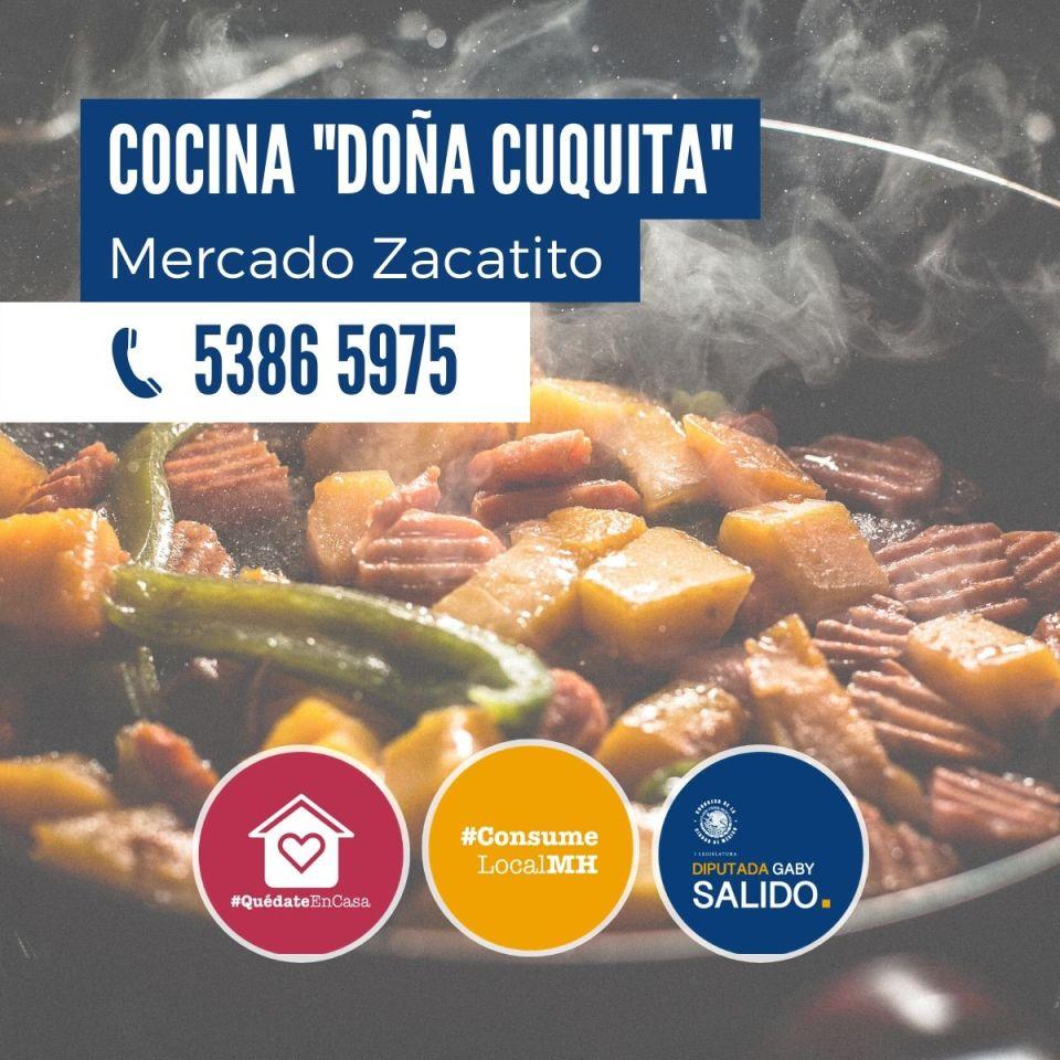 Cocina «Doña Cuquita»