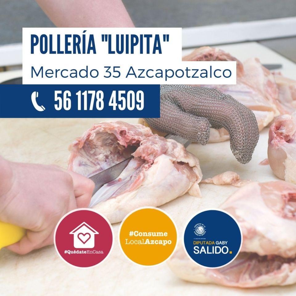 Pollería «Luipita»