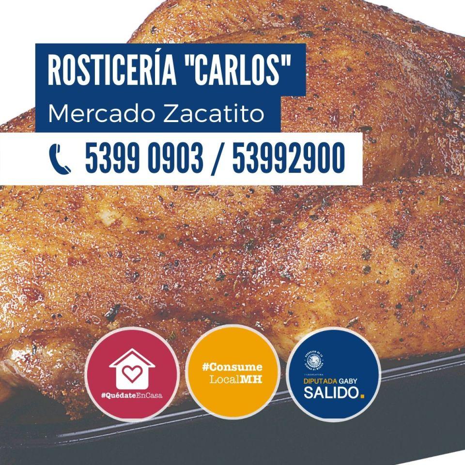 Rosticería «Carlos»