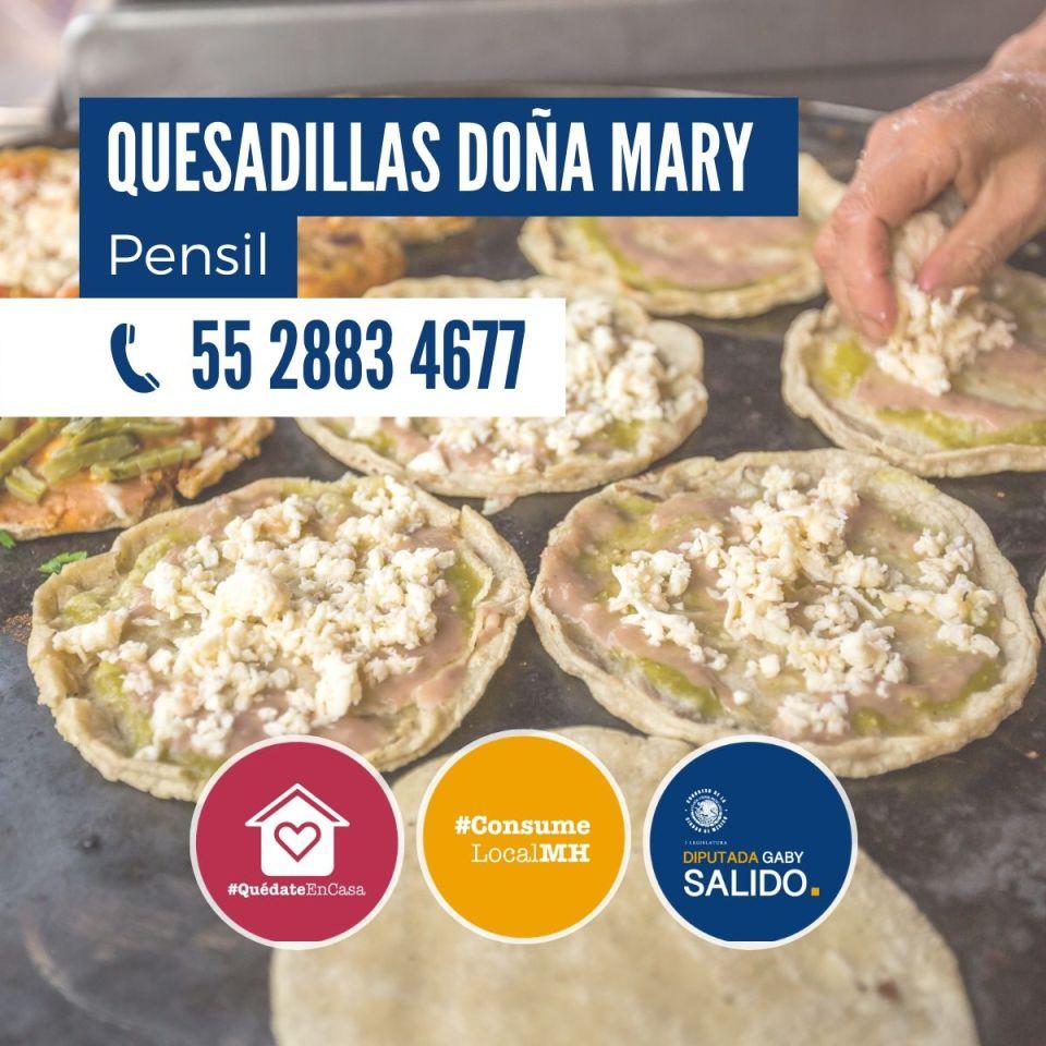 Quesadillas Doña Mary