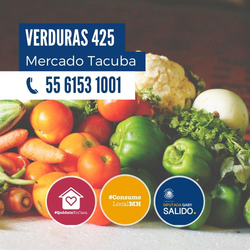 Verduras 425