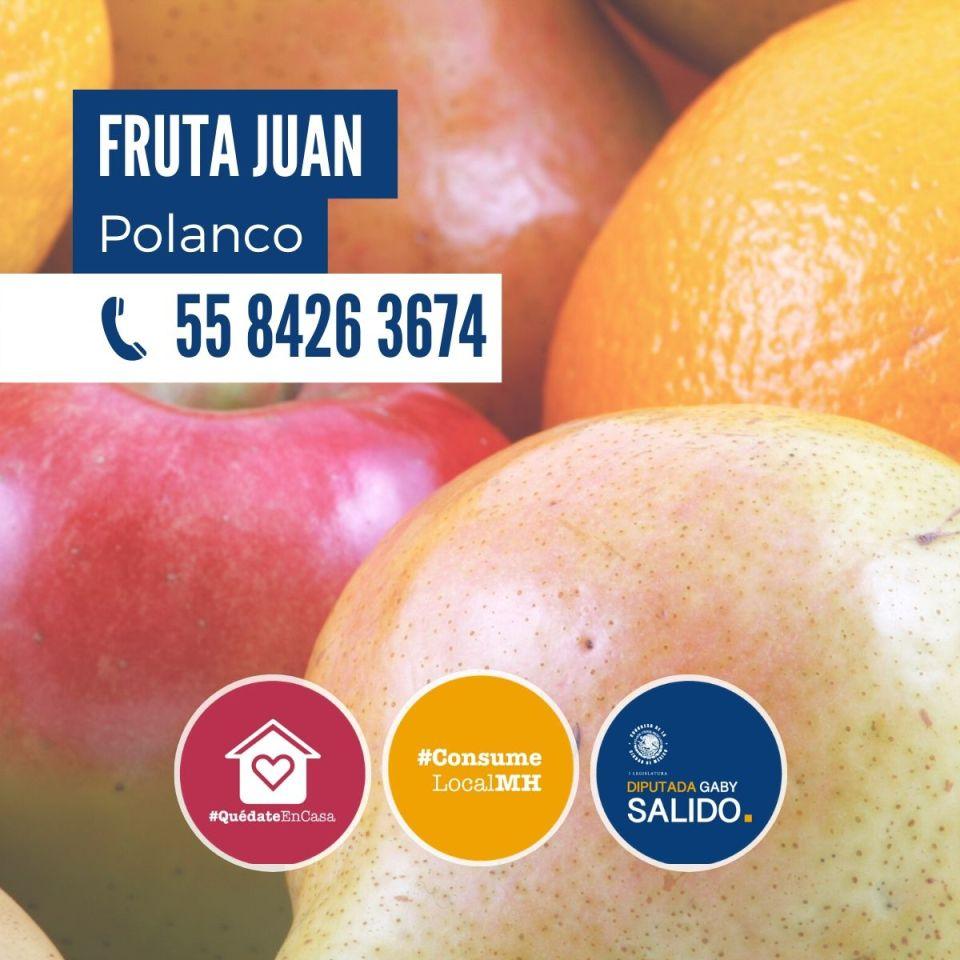 Fruta Juan