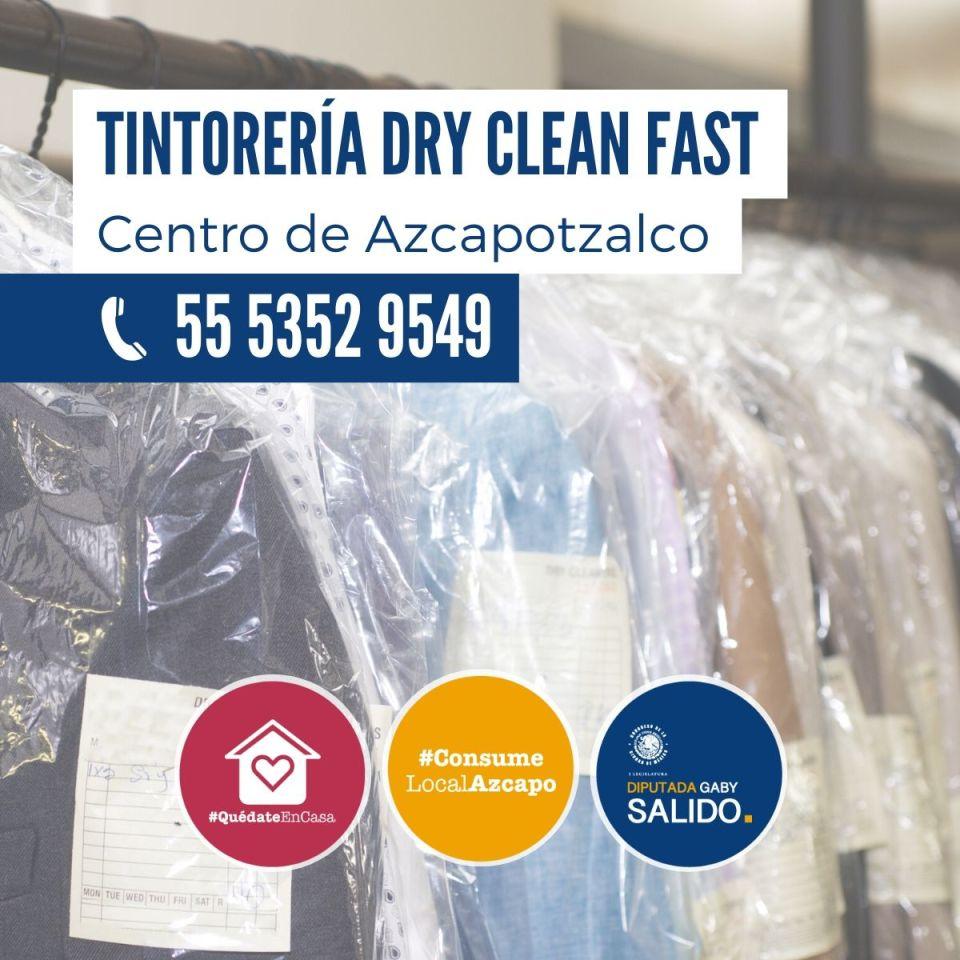 Tintorería Dry Clean Fast
