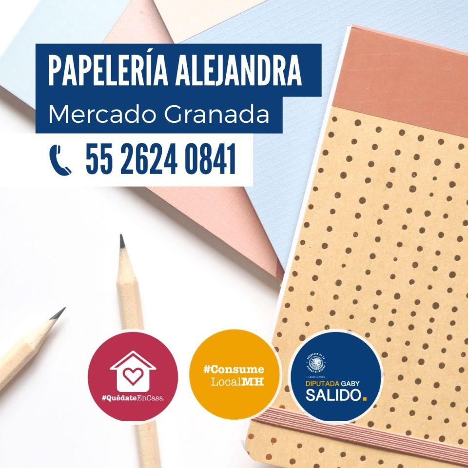 Papelería Alejandra