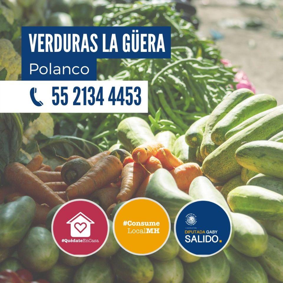 Verduras La Güera