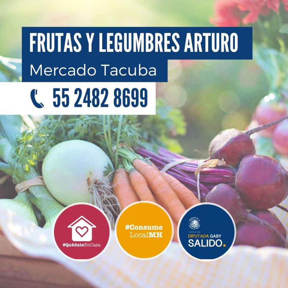 Frutas y legumbres Arturo