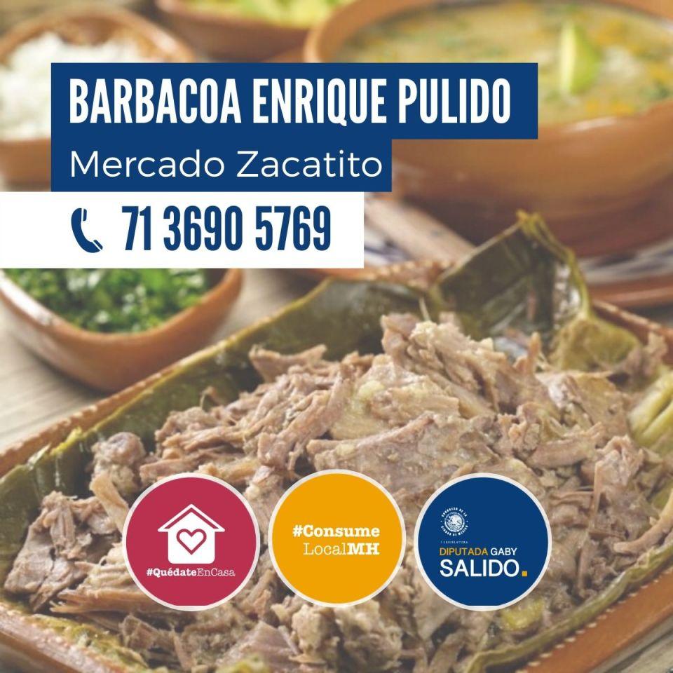 Barbacoa Enrique Pulido