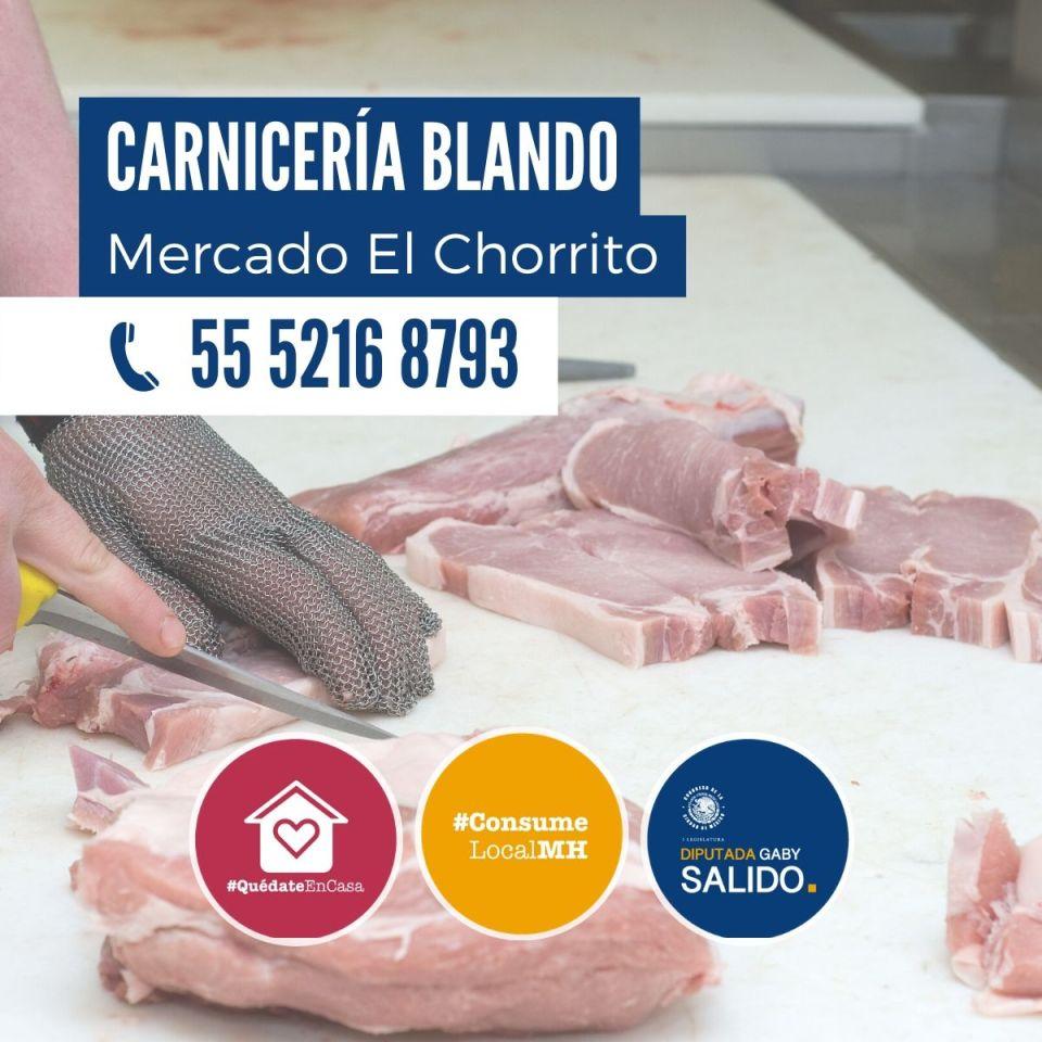 Carnicería Blando