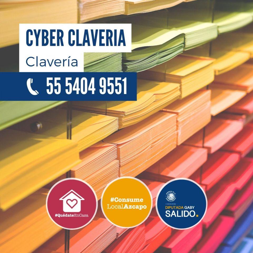 Cyber Clavería