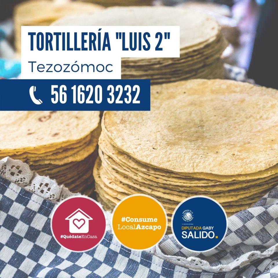 Tortillería «Luis 2»