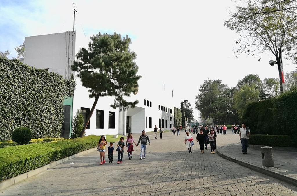Diputada Gabriela Salido propone que Complejo Cultural Los Pinos se convierta en Centro de Primera Atención del COVID-19