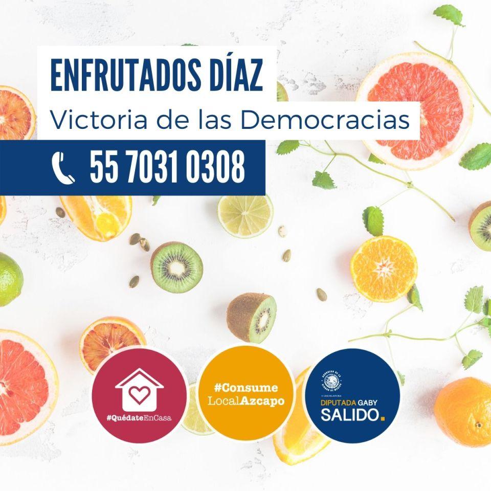 Enfrutados Díaz