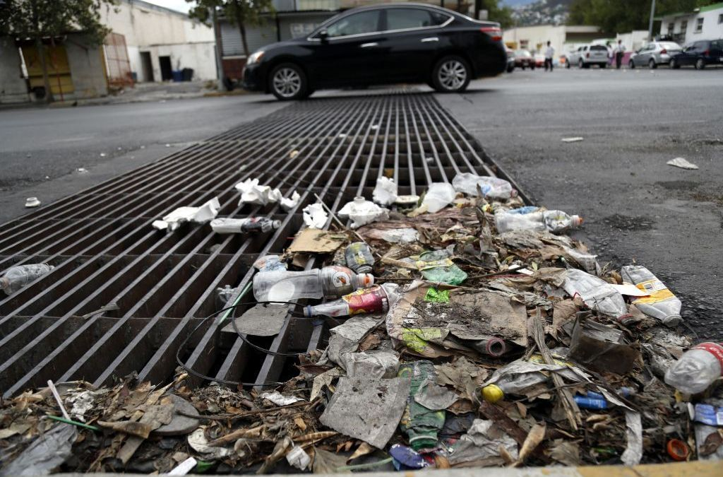 La Dip. Gabriela Salido exige a SOBSE y SACMEX a garantizar mantenimiento a la red de drenaje en la CDMX