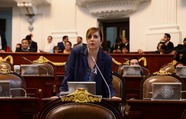La Diputada Gabriela Salido propone una nueva Ley de huertos urbanos para la Ciudad de México