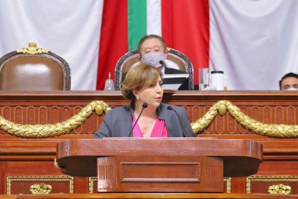 Pide acceso pleno y seguro a medios de comunicación al Congreso CDMX, Dip. Gabriela Salido