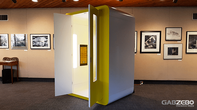 Toronto events video booths