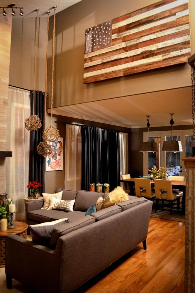 Rustic Barnwood Decorating Ideas Americana Décor And Upcycling Gac