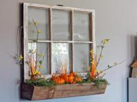 5 Upcycled Window Projects We Love | HGTV's Decorating ...