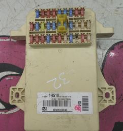 kia cee d ceed mk1 1 6 petrol fuse box fuse board 08 12 [ 1152 x 1600 Pixel ]