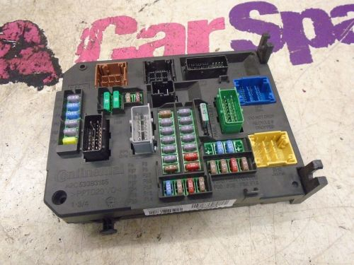 small resolution of peugeot 508 gt saloon fuse box fuse board 2014 2017