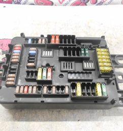 bmw 1 series f21 rear boot fuse box 11 16 [ 1600 x 1200 Pixel ]