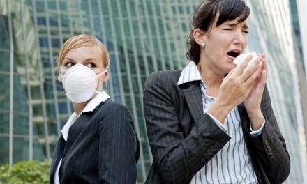 Evita que evolucionen  las enfermedades  respiratorias