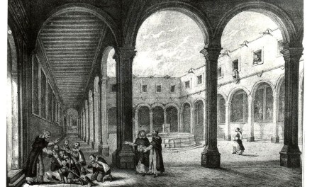 El Palacio,antigua sede de la Inquisición