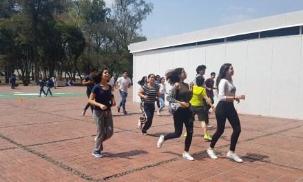 Puma fit ejercicio creativo y eficaz para universitarios