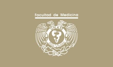 El escudo de la Facultad de Medicina cumple 25 años