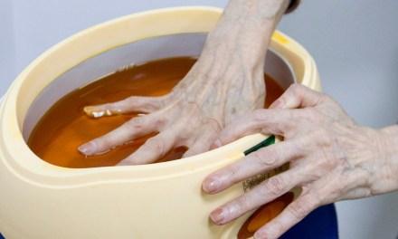 El cuidado de la piel en adultos mayores