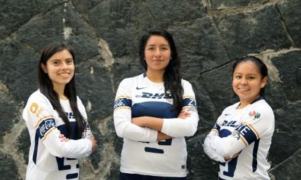 Alumnas de la FacMed en la Súper Liga Juvenil de Fútbol 7