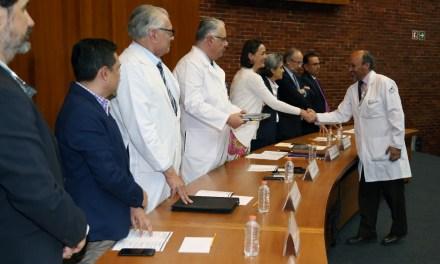 El IMSS y la FM reconocen a sus profesores en residencias médicas