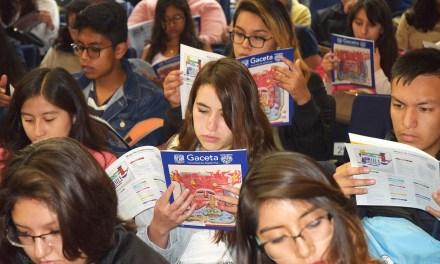 Más de mil 550 alumnos forman la Generación 2019
