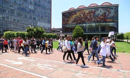 Alumnos de nuevo ingreso visitan el Campus Central