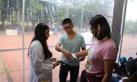 Generación 2019 recibe taller de primeros auxilios