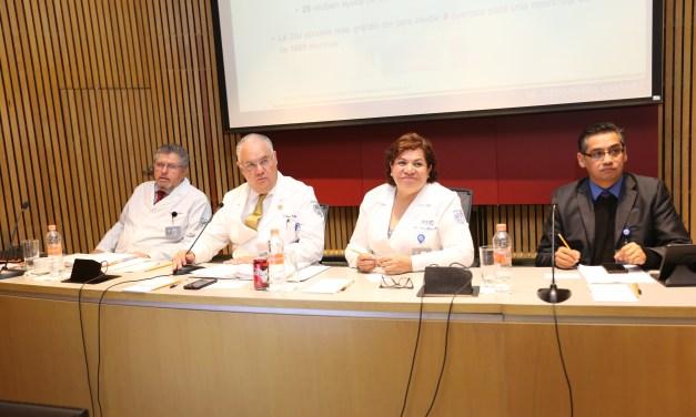 Reseñas de sesiones ordinarias del Consejo Técnico
