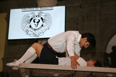 Taller de Teatro Facultad de Medicina