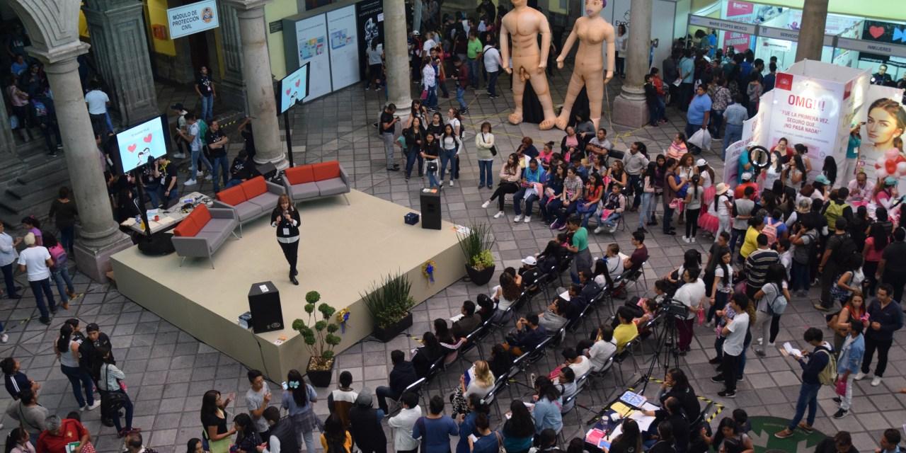 UNAM, escuelas y servicios de salud, juntos por la salud sexual