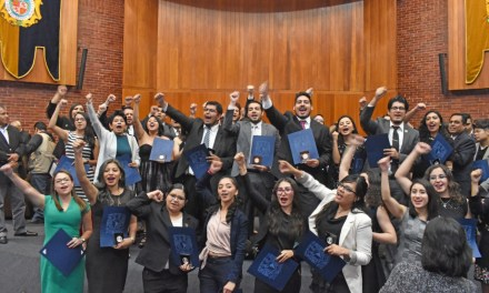 #UnGoyaPara los ganadores del Premio al Servicio Social