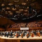 Música y magia en el Concierto Navideño