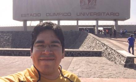 Estancia académica en la UNAM, un sueño alcanzado por Juan Pablo Garcés