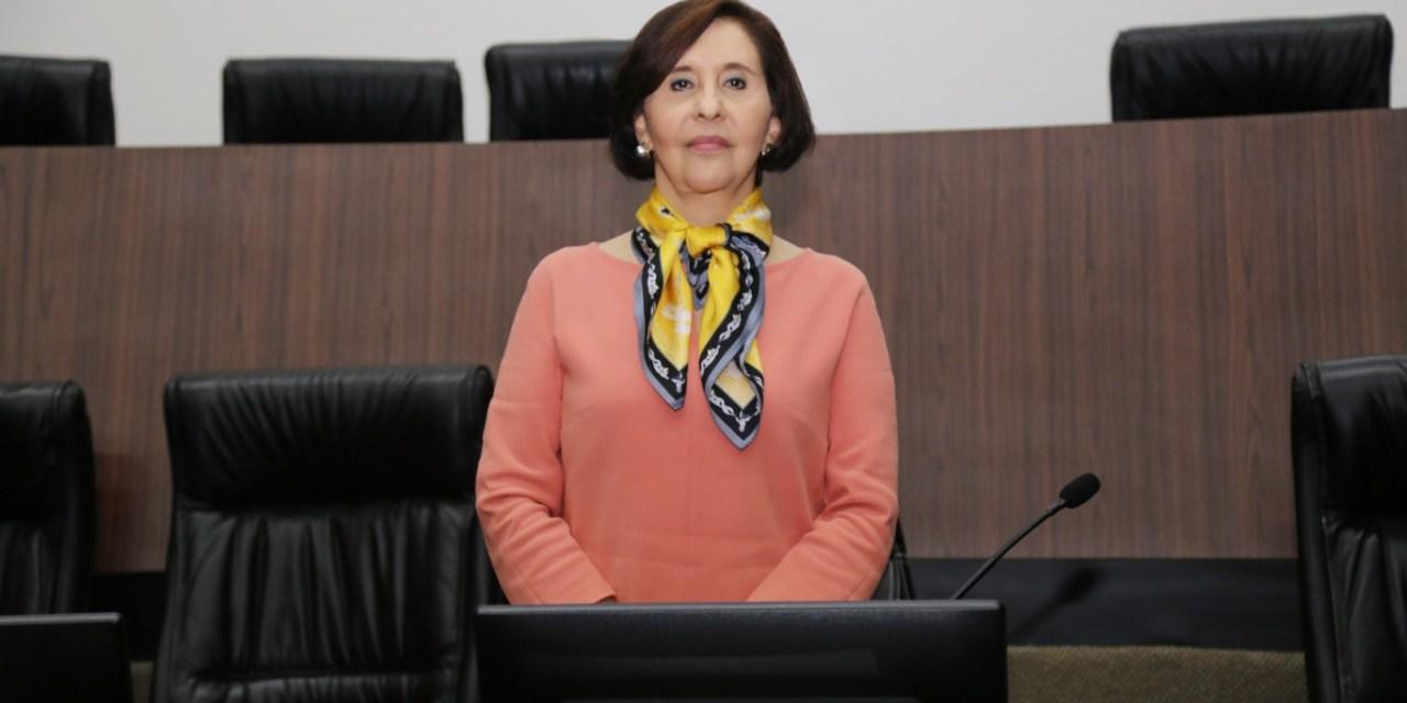 Un logro de género, ser la primera presidenta de la ANMM: doctora Teresita Corona