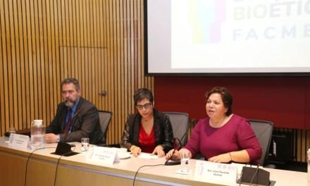 """Con debate sobre voluntad anticipada inicia el Programa Institucional """"Ética y Bioética FACMED"""""""