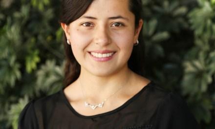 Ana Karen Martínez, licenciada en Ciencia Forense, un ejemplo de constancia