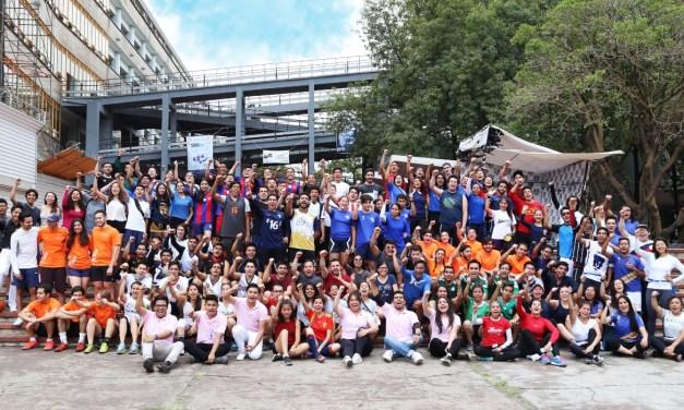 Convivencia y competencia entre futuros profesionales de la salud