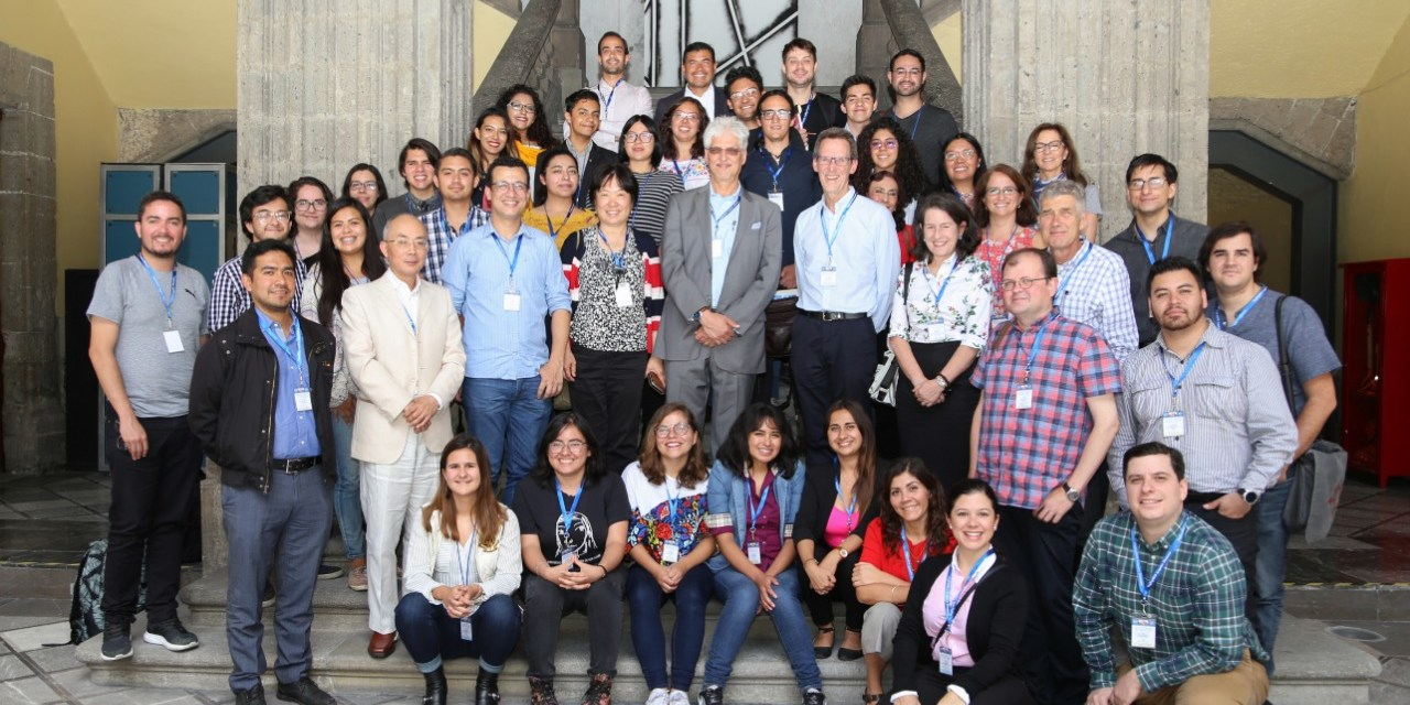 Para adelantarse al futuro, taller sobre investigación en neuropéptidos y peptídicas