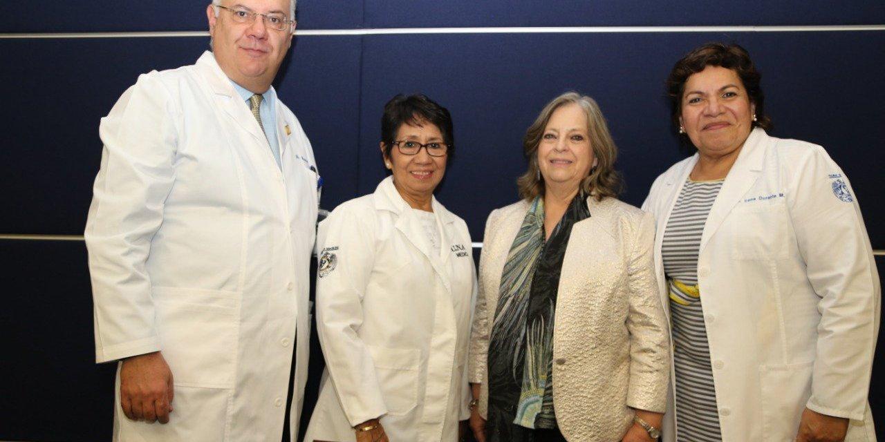 La doctora María Elena Medina-Mora al frente de Psiquiatría y Salud Mental