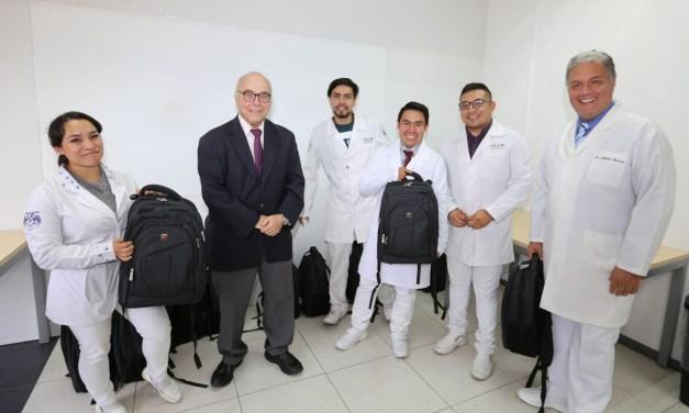 Programas especiales: Programa para el fortalecimiento académico del médico pasante en áreas rurales y de apoyo a la calidad de su labor asistencial
